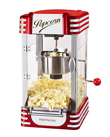 Popcorn Makers from Nostalgia