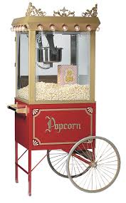 Popping Popcorns with Traditional Tabletop Makers