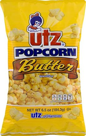 Buttered Popcorn Bags