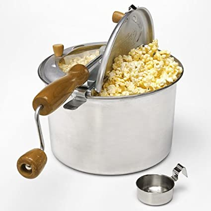 High Quality Stove Top Popcorn Popper