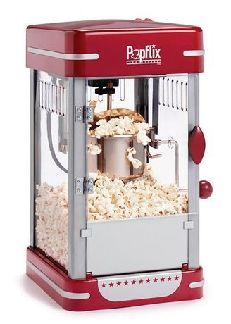 Kettle-Styled Popcorn Makers