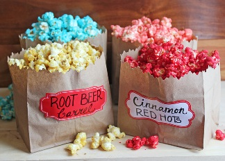 Red Cinnamon Glaze Pop Popcorn Flavoring